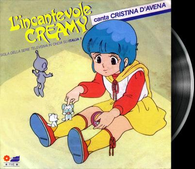 Mahô no tenshi Creamy Mami - Creamy, merveilleuse Creamy -  Générique   italien