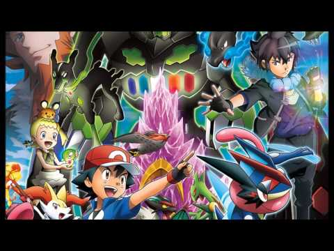 - Pokémon XYZ Opening 1 FULL