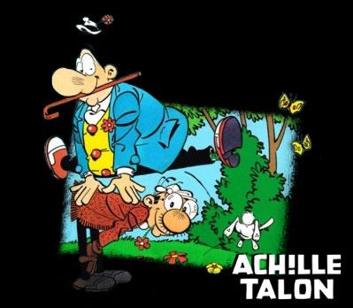 Achille Talon - 1st main title - Achille Talon -  Générique saison 1