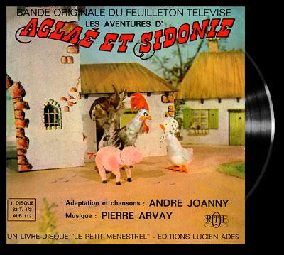 Aglaé et sidonie -   Main title  - Aglaé et Sidonie -    Générique