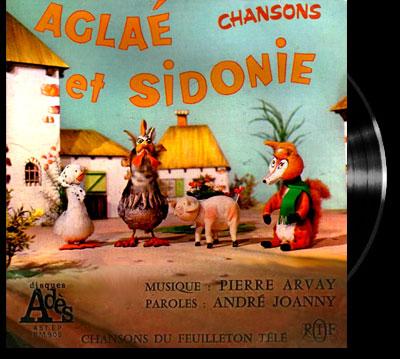 Aglaé et Sidonie - French song - Aglaé et Sidonie - Chanson : Le panier percé