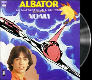 Uchû Kaizoku Captain Harlock - Cover - Albator 78 - Générique (Reprise chantée par Noam Kaniel)