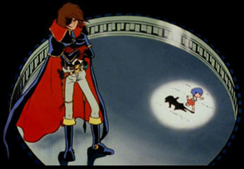 Uchû Kaizoku Captain Harlock - Ending - Albator 78 - Générique de fin