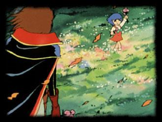 Uchû Kaizoku Captain Harlock - Theme - Albator 78 - Thème :  La petite protégée
