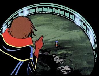 Uchû Kaizoku Captain Harlock - Theme - Albator 78 - Thème de Stellie