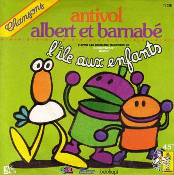 Albert et Barnabé - Main title - Albert et Barnabé - Générique