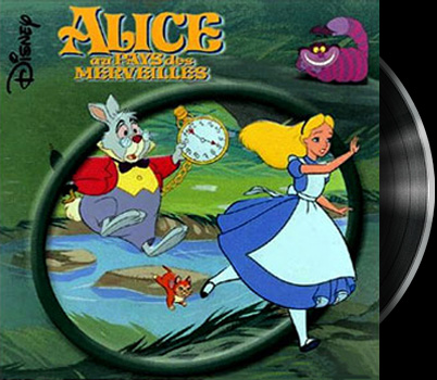 Alice in Wonderland - Je suis en retard - Alice au pays des merveilles - Je suis en retard