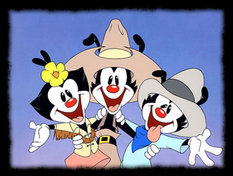 Animaniacs - Animaniacs (les) - G�n�rique