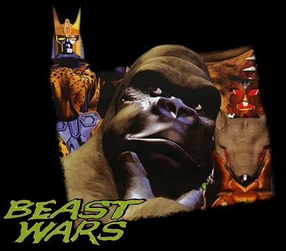 Beast Wars - Main title - Animutants - Générique
