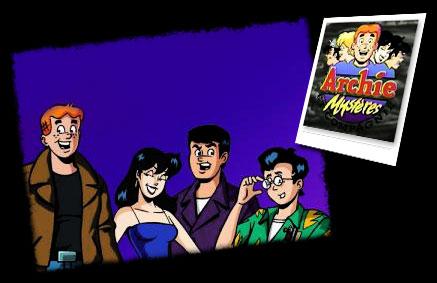 Archie's Weird Mysteries - Main title - Archie, mystères et compagnie - Générique