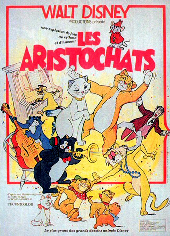 The Aristocats - Thomas O'Malley - Aristochats (les) - Thomas O'Malley