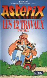 Les 12 travaux d'Asterix - Astérix (les 12 travaux d')