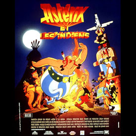 Asterix et les indiens - Asterix - On vit ensemble
