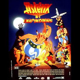 Asterix et les indiens - Asterix  - Au revoir