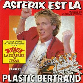 Astérix et la surprise de César - Astérix et la surprise de César - Générique : Astérix est là