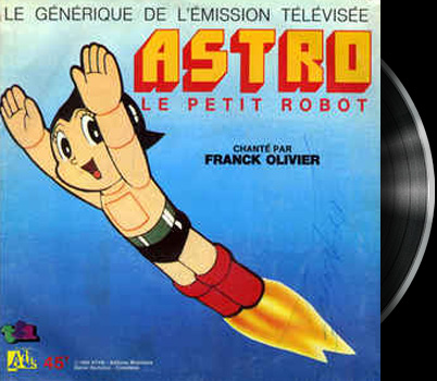 Shin Tetsuwan Atomu - TV french opening - Astro le Petit Robot -   Générique de début TV