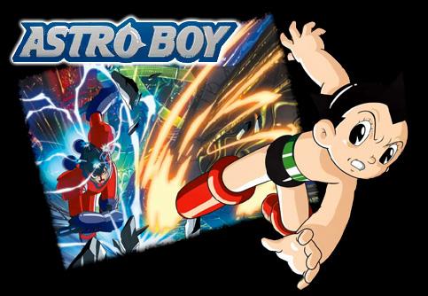 Astroboy / Tetsuwan Atom - Opening - Astro Boy - 2003 - Générique de début