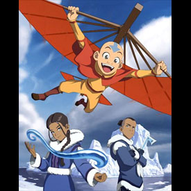 Avatar: The Last Airbender - Main title - Avatar - G�n�rique