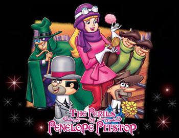 Perils of Penelope Piststop (The) - Main title - Aventures de Pénélope Jolicœur (les) - Générique VO