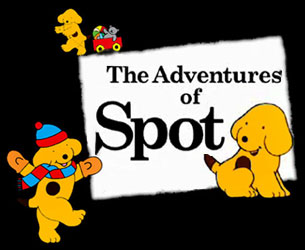 Adventures of Spot (The) - VO main title - Aventures de Spot (Les) - Générique VO