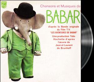 Babar (Les aventures de) - Babar's Tango - Babar (Les aventures de) 1969 - Le tango de Babar