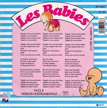 Babies (the) - Babies (les) - Générique instrumental