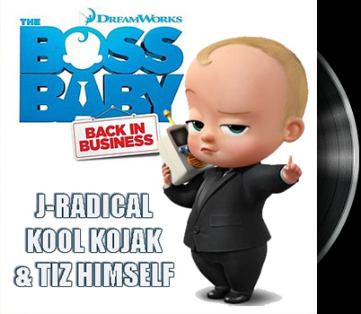 The Baby Boss : Back in Business - Baby Boss : Les affaires reprennent - Générique