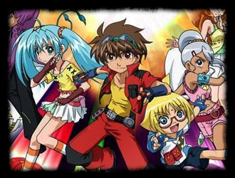 Bakugan Battle Brawlers - Opening - Bakugan Battle Brawlers - Générique de début