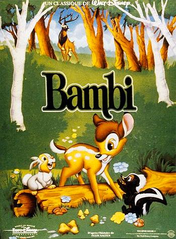 Bambi - La chanson de la pluie - Bambi - La chanson de la pluie