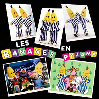 Bananas in pyjamas - Opening - Bananes en pyjama (Les) - Générique de début