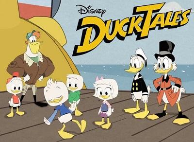 DuckTales 2017 - Bande à Picsou (la) - DuckTales 2017