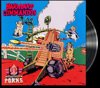 Barnyards Commandos - American main title - Barnyard Commandos - Générique américain