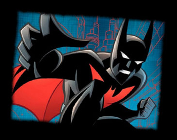 Batman Beyond - Italian main title - Batman, la Relève / Batman 2000 - Générique italien