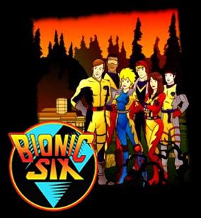 Bionic Six - Instrumental main title - Bioniques (les) - Générique instrumental