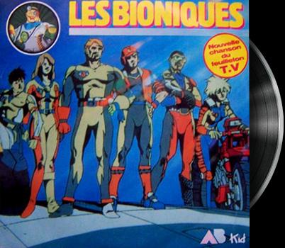 Bionic Six - Main title - Bioniques (les) - Générique