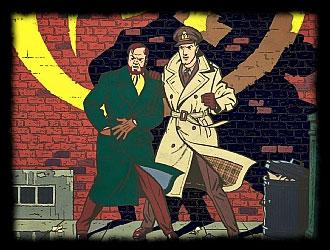 Blake et Mortimer - Blake et Mortimer - Générique de début