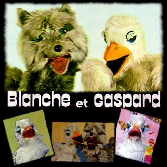 Blanche et Gaspard - Main title - Blanche et Gaspard - Générique