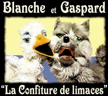 Blanche et Gaspard - La confiture de limaces - Theme - Blanche et Gaspard - La confiture de limaces - Chanson