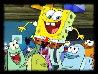 SpongeBob SquarePants - Bob l'Eponge Carrée - Générique de début