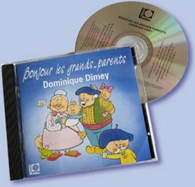 Bonjour les grands-parents - Bonjour les grands-parents - Générique