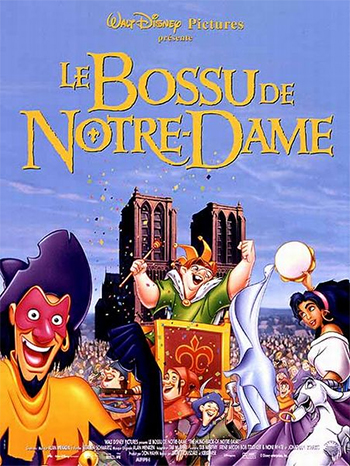 Hunchback of Notre Dame (the) - Someday - Bossu de Notre-Dame (le) - Someday - Eurobeat Non-Stop