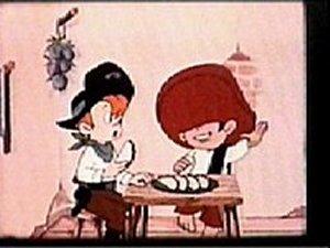Bucky and Pepito - Bucky et Pepito