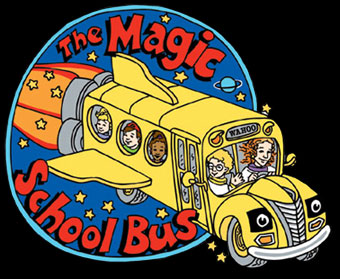 The Magic school bus - Main title - Bus Magique (le) - G�n�rique