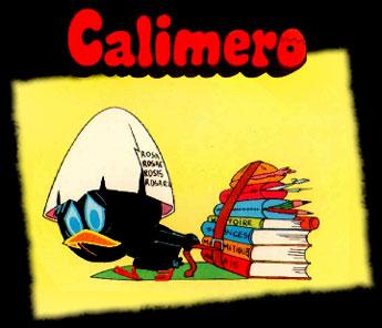 Calimero - German main title - Caliméro '87 - Générique Allemand
