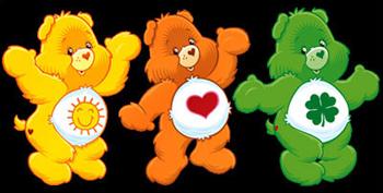 The Care Bears Family - Main title - Calinours (la Famille) - Les nouveaux Bisounours - Générique