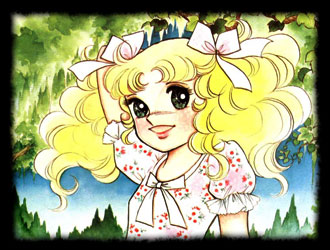 Candy Candy - 2nd french main title - Candy -   Générique - La chanson de Candy