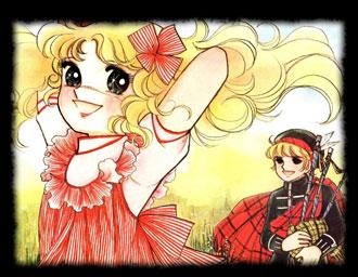 Candy Candy - Japanese ending - Candy -    Générique de fin - Candy s'endort - Japonais