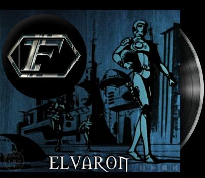 Captain Future - Capitaine Flam - Reprise Elvaron