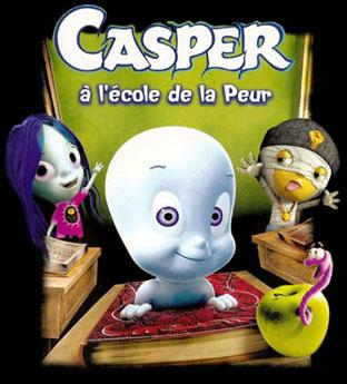 Casper's scare school - Main title - Casper à l'école de la peur - Générique