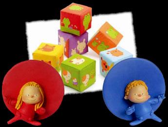 Chapi Chapo  - Chapi Chapo - Cubes Multicolores